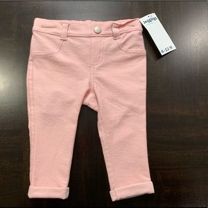 Old Navy Baby Girl Jeggings Size 6-12M